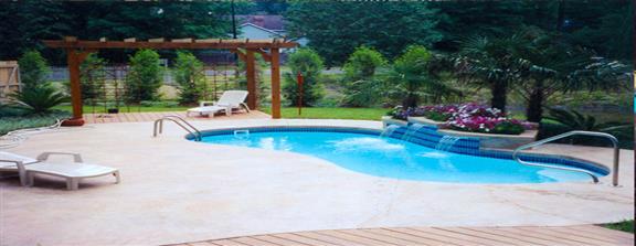Pool Fiberglass San Juan Fiberglass Pools 25 Year Warranty San Juan Pools Paradise Pools Watson La